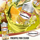 Pinacolada by Heaven Haze (120ml Bottle)
