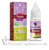 Toonz CBD Diamond Mist 10ml E Juice