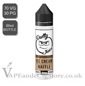 Ice Cream Waffle by Dutty Juice (60ml Bottle)