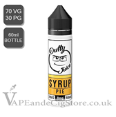 Syrup Pie by Dutty Juice (60ml Bottle)