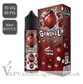 Cherry Gumball by Gumball E Liquids (60ml Bottle)