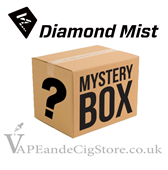 A Mystery Box Diamond Mist 10ml E Juice