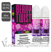 Berry Medley Lemonade by Fruit Twist E Liquid (60ml Bottle)