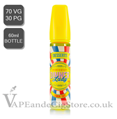 Lemon Tart By Dinner Lady (60ml Bottle)
