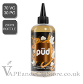Butterscotch Popcorn by PUD (200ml Bottle)