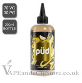 Lemon Tart by PUD (200ml Bottle)