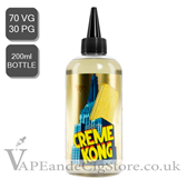 Creme Kong by Joes Juice (200ml Bottle)