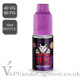 Sweet Tobacco by Vampire Vape