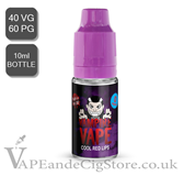 Cool Red Lips by Vampire Vape