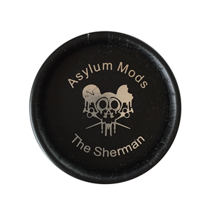 Sherman RDA 25mm by Asylum Mods | FAST UK DELIVERY