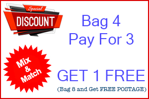 Bag 4 Only Pay For 3