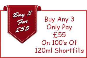 3 for £55 (Mix & Match)