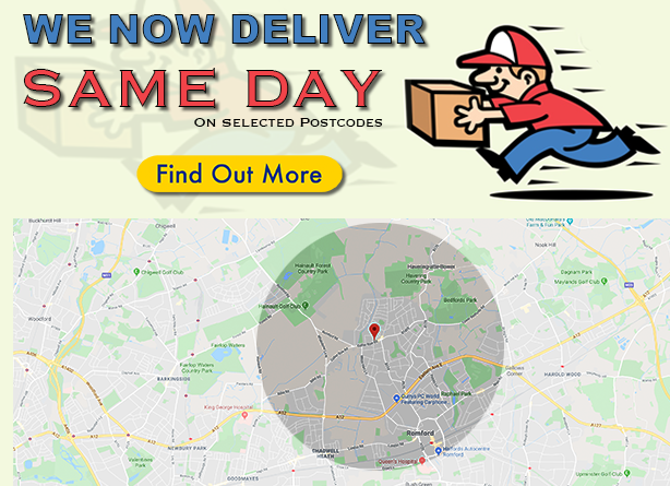 Same Day Vape Delivery Banner