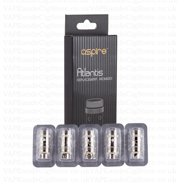 Aspire Atlantis Tank Replacement Coils