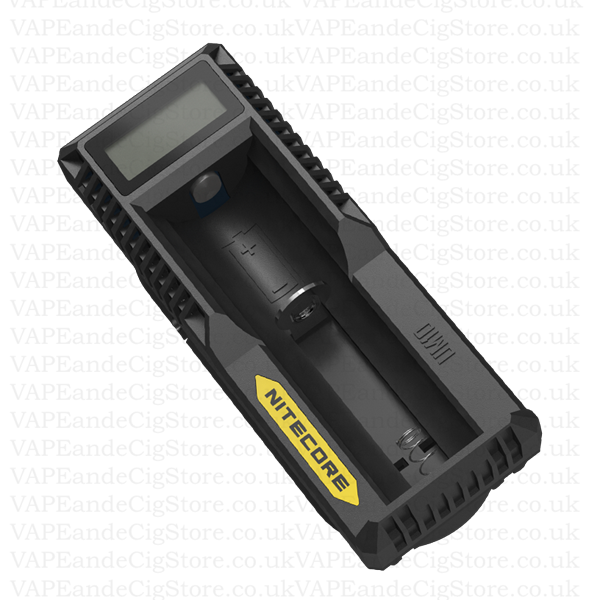 Nitecore UM10 Digital Battery Travel Charger