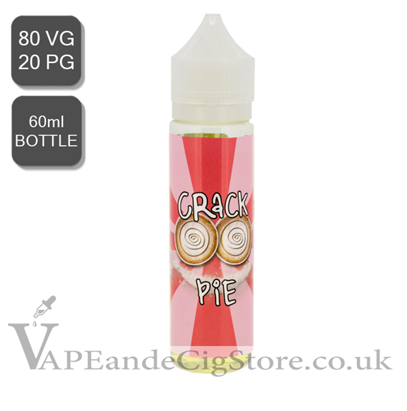 Crack Pie By Food Fighter E Liquid (60ml Bottle)