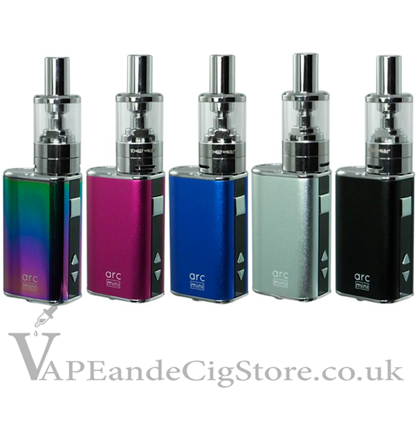 ARC Mini E Cigarette 20w Starter Kit by TECC