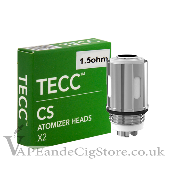 CS Atomiser Heads by Eleaf 1.5ohm