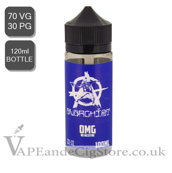 Anarchist Blue by Anarchist E Liquids