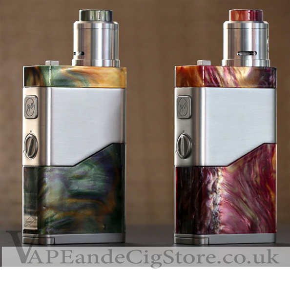 Luxotic NC by Wismec & Jay Bo Designs FREE 18650's