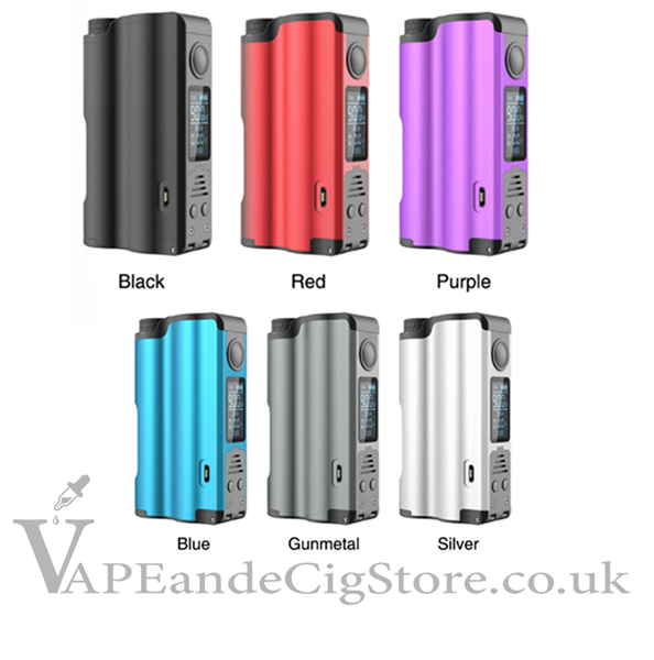 Topside Squonk Box Mod by Dovpo