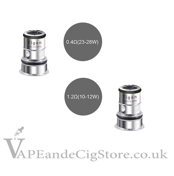 Tigon Replacement Coils by Aspire