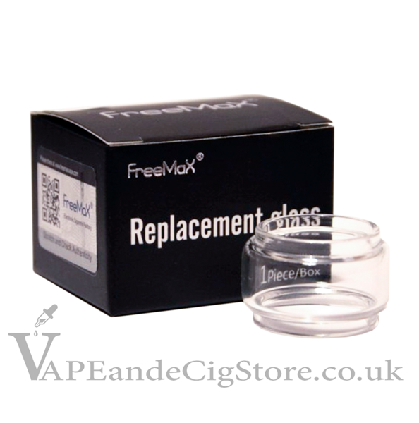 Fireluke 4ml Replacement Glass