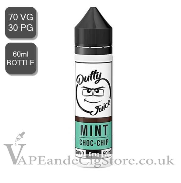 Mint Choc-Chip by Dutty Juice (60ml Bottle)