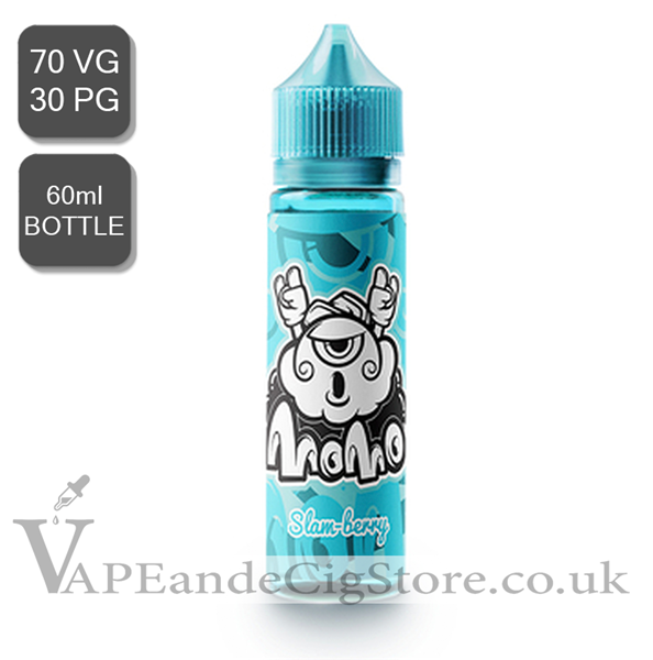 Slam Berry by Momo E Liquids (60ml Bottle)
