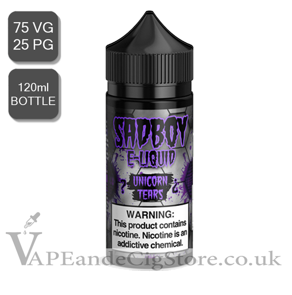 Unicorn Tears by Sad Boy (120ml Bottle)