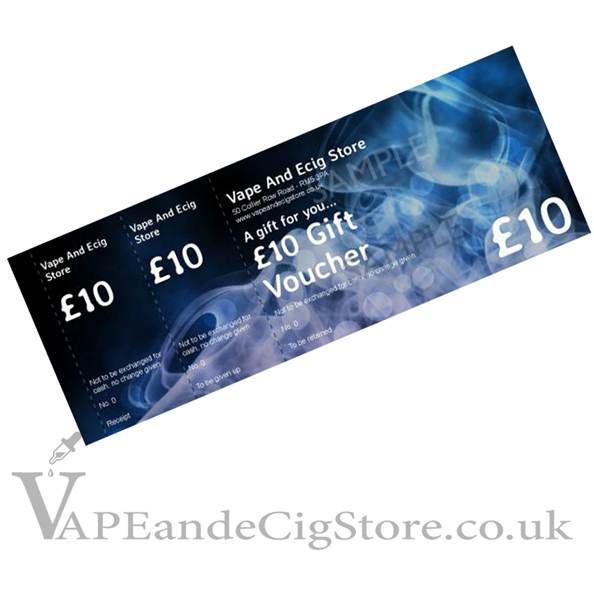 £5 and £10 Gift Vouchers
