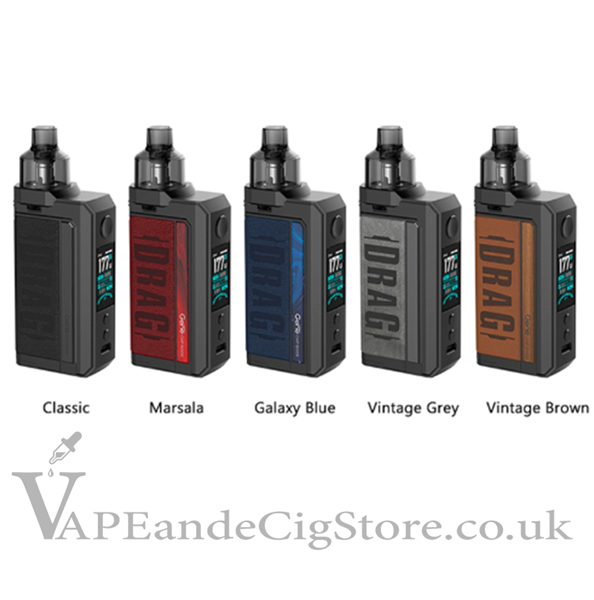 Drag Max Mod Pod Kit by Voopoo
